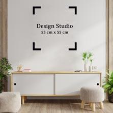 Design Studio standaard kleur muursticker